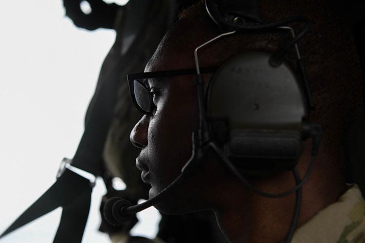 U. S. Air Force photo by Airman 1st Class Anna Nolte