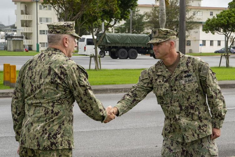 U.S. Navy photo by Mass Communication Specialist 1st Class Stephane Belcher/Released