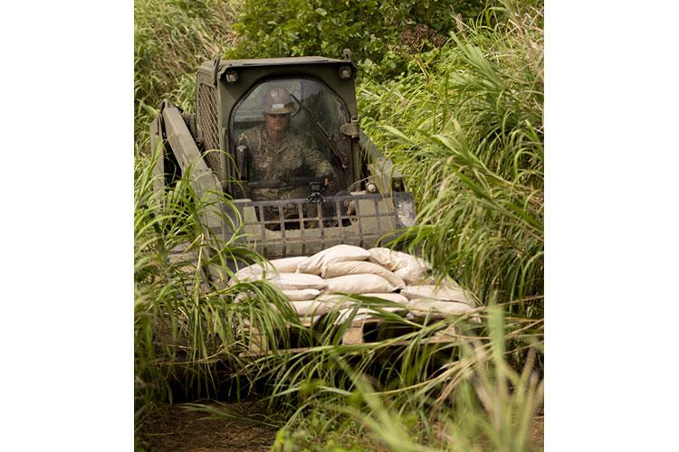 U.S. Navy photo by Mass Communication Specialist 2nd Class Evan Parker