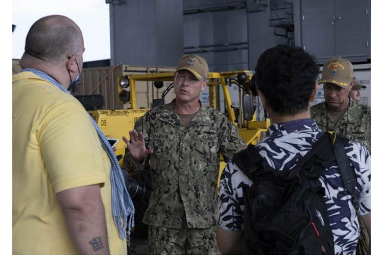 U.S. Navy photo by Mass Communication Specialist 2nd Class Jessica Ann Hattell