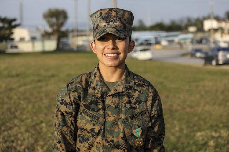 U.S. Marine Corps photo by Lance Cpl. Armando Elizalde
