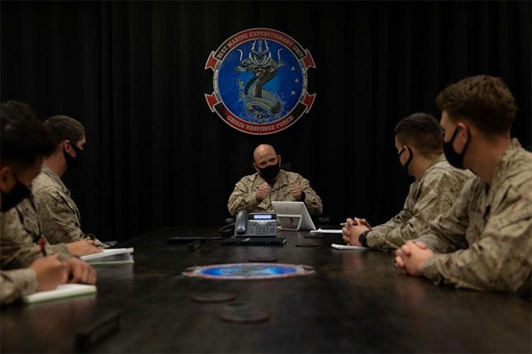 U.S. Marine Corps photo by Cpl. Brandon Salas