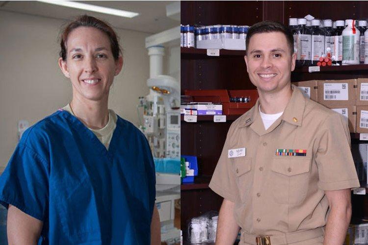 U S  Naval Hospital Okinawa, Japan, earns two DoD awards