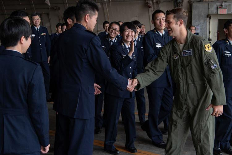 U.S. Air Force photo by Staff Sgt. Omari Bernard