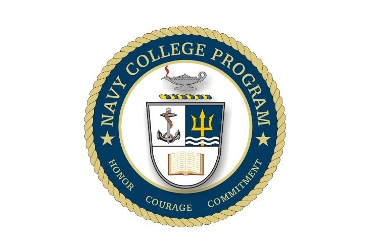 PENSACOLA, Fla. (Nov. 5, 2015) The official Navy College Program logo. Use of the NCP logo is restricted to official use only with permission of the Navy Voluntary Education Program and the Naval Education and Training Professional Development and Technology Center public affairs officer. Questions about the logo and the authorized use may be directed to Navy VOLED PAO at 850-473-6007. (U.S. Navy Photo Illustration/Released)