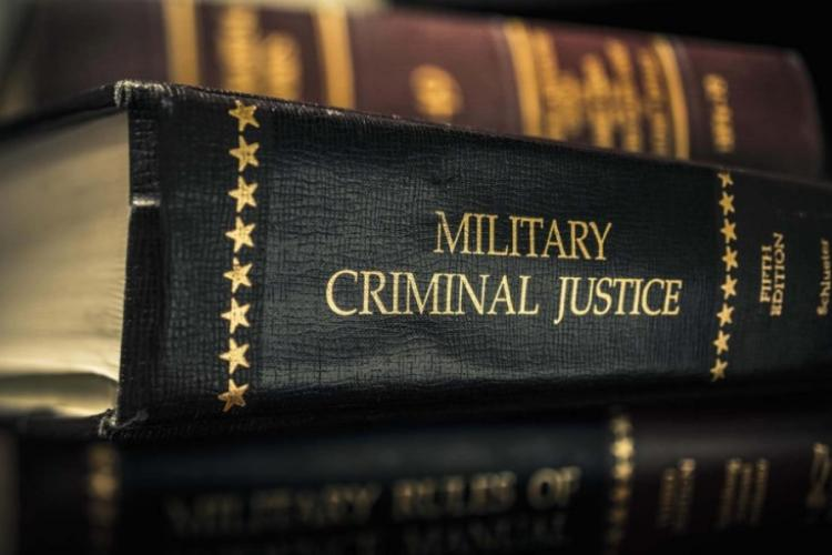 Black and Hispanic servicemembers are more likely to face criminal investigations and trials, according to a Government Accountability Office report. (COURTESY U.S. AIR FORCE)