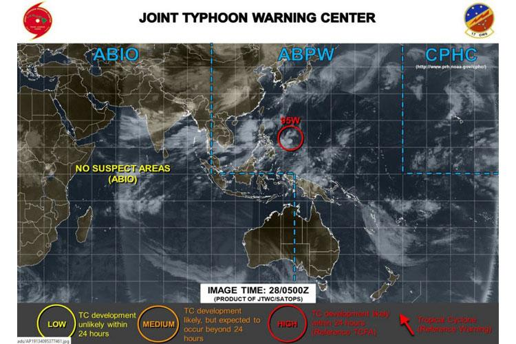 Joint Typhoon Warning Center