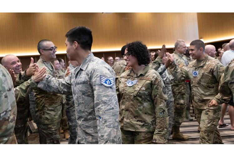 U.S. Air Force photo by Staff Sgt. Benjamin Raughton