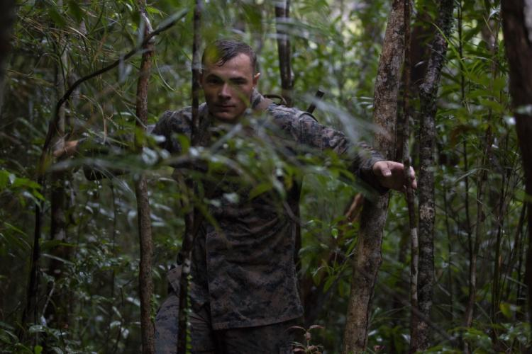 U.S. Marine Corps photo by Lance Cpl. Joshua Sechser