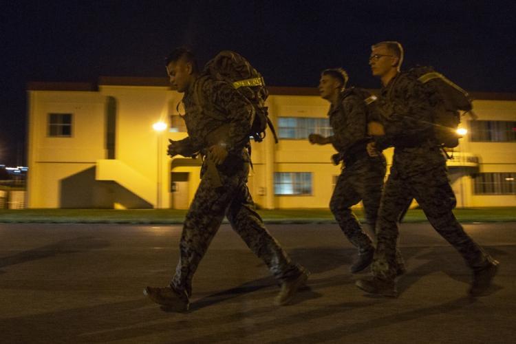 U.S. Marine Corps photo by Sgt. Mackenzie Carter