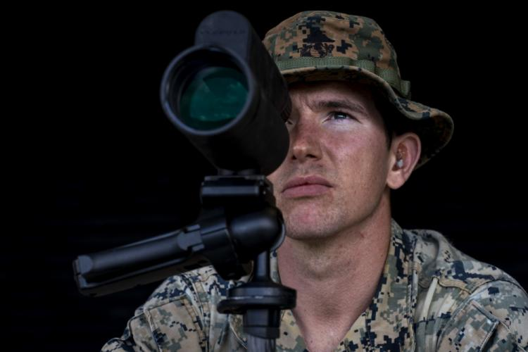 U.S. Marine Corps photo by Lance Cpl. Juan Carpanzano