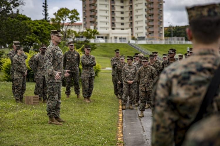 U.S. Marine Corps photo by Lance Cpl. Terry Wong