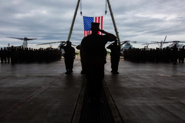 U.S. Marine Corps photo by Lance Cpl. Ryan Persinger