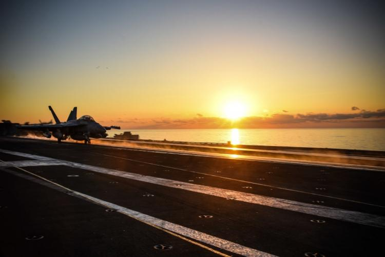 U.S. Navy photo by Mass Communication Specialist 3rd Class Gabriel A. Martinez