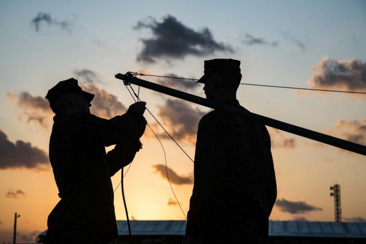 U.S. Marine Corps photo by Lance Cpl. Christian Ayers