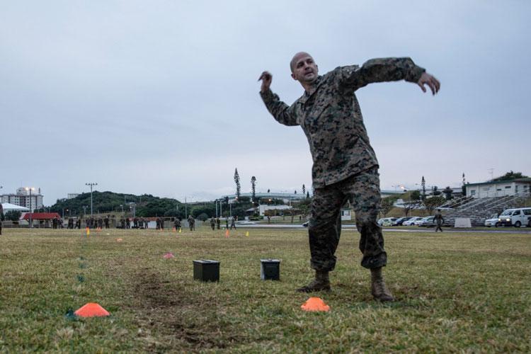 U.S. Marine Corps photo by Cpl. Carla E. O