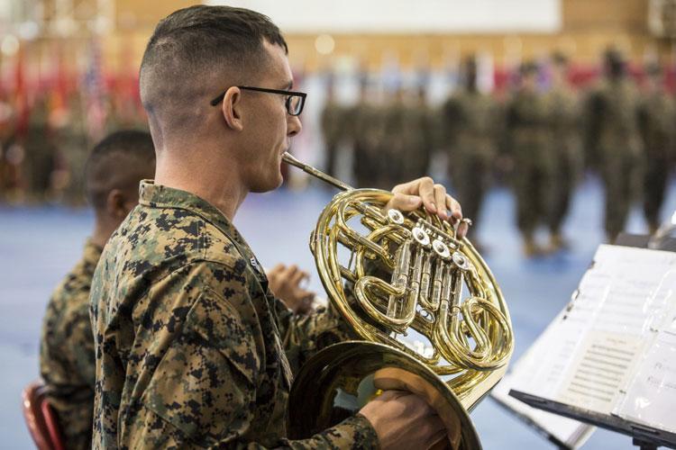 U.S. Marine Corps photo by Lance Cpl. Brienna Tuck