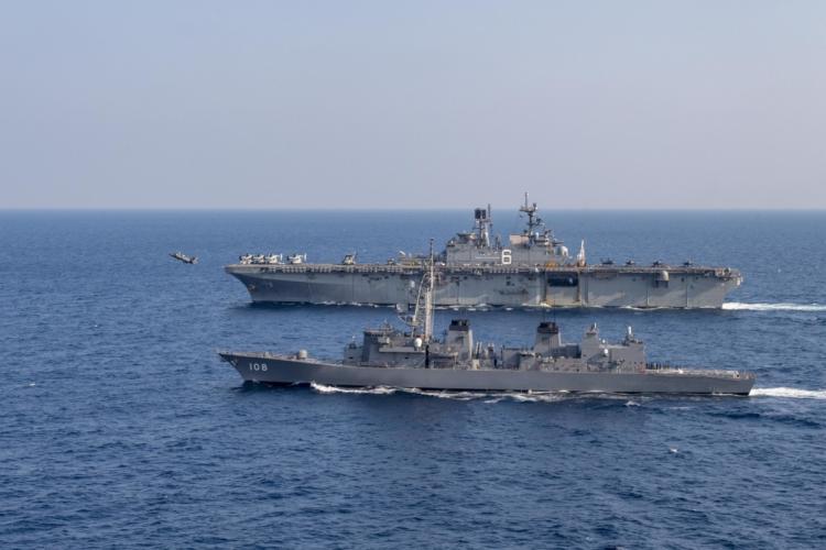 Photo by Mass Communication Specialist Seaman Jomark A. Almazan