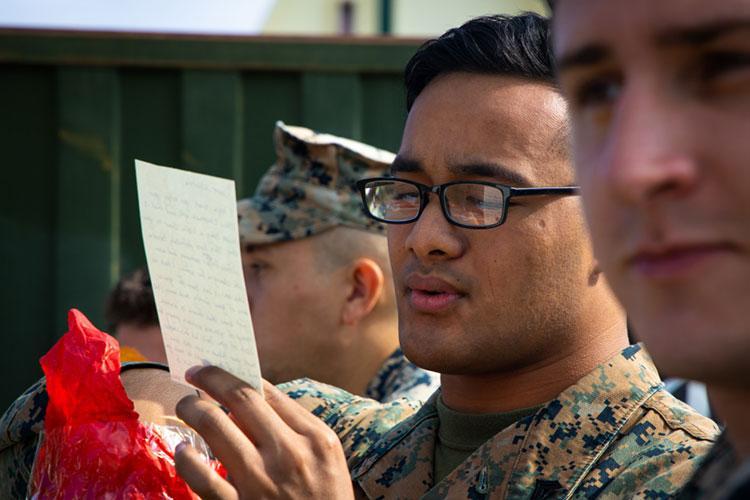 U.S. Marine Corps photo by Cpl. Cody Rowe