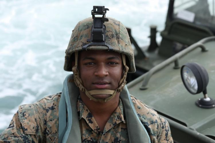 U.S. Marine Corps photo by Sgt. Tiffany Edwards