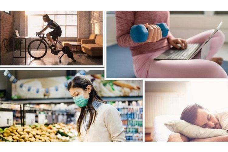 Eating right, physical activity, adequate rest and taking care of our mental health not only improves overall health and wellness, but also makes us more resilient during COVID-19.
