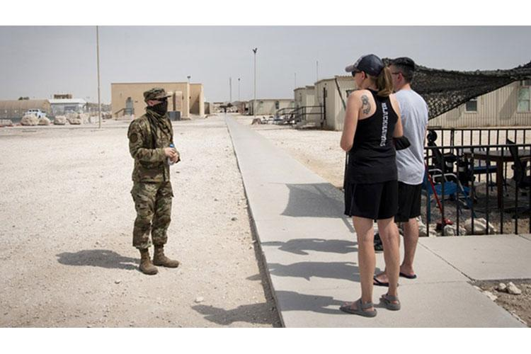 Photo credit Air Force Tech Sgt. Michael Battle