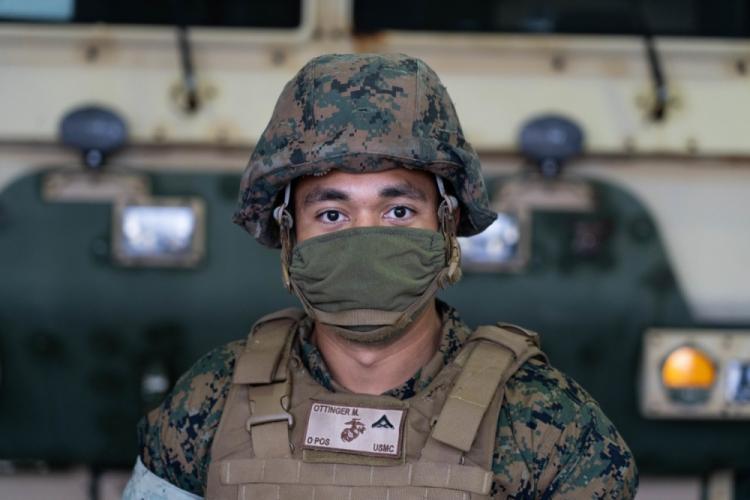 U.S. Marine Corps photo by Lance Cpl. David Esparza