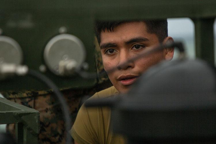 U.S. Marine Corps photo by Sgt. Branden J. Bourque